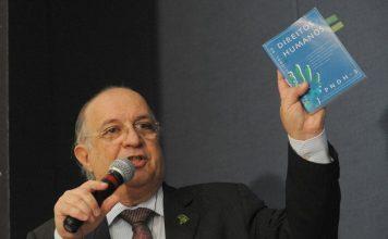 Paulo Vannuchi, ex-ministro de Direitos Humanos