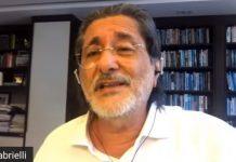 O ex-presidente da Petrobras, José Sergio Gabrielli, em entrevisa à TVGGN