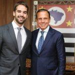 Eduardo Leite e João Doria, cotados do PSDB para disputar a eleição de 2022