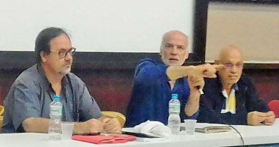 """Nildo Ouriques falou sobre a """"necessária Revolução Brasileira"""" na UERJ, por Roberto Bitencourt da Silva"""